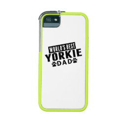 Graft Concepts Leverage iPhone 5/5S Case with Yorkshire Terrier Phone Cases design