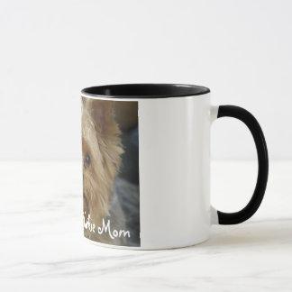 World's Best Yorkie Mom Mug