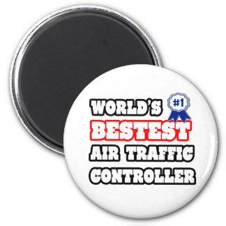 World's Bestest Air Traffic Controller Magnet
