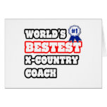 World's Bestest X-Country Coach Cards