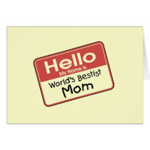World's Bestist Mom tshirts and Gifts