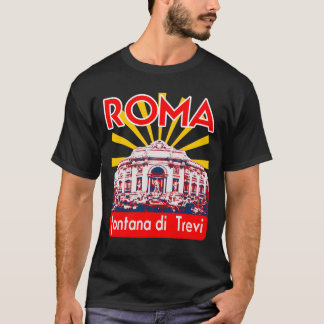 World's Capitals: Roma T-Shirt