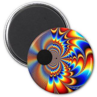 Worlds Collide - Fractal Magnet