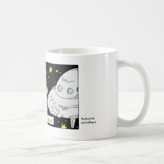 WORLDS COLLIDE, TheStripMallbyChrisRogers Coffee Mug