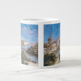 World's Colombian Exposition by Theodore Robinson Giant Coffee Mug