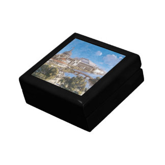 World's Colombian Exposition by Theodore Robinson Jewelry Box