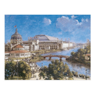 World's Colombian Exposition by Theodore Robinson Postcard