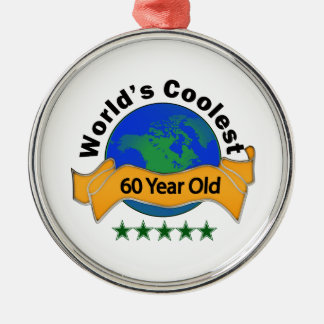 World's Coolest 60 Year Old Ornaments