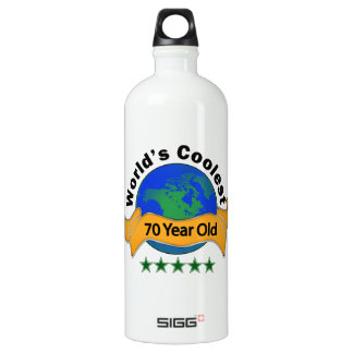 World's Coolest 70 Year Old Water Bottle