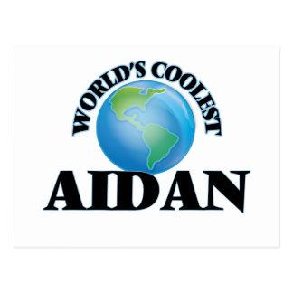 World's Coolest Aidan Post Cards
