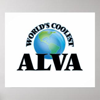 World's Coolest Alva Posters