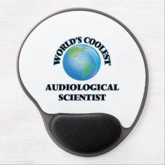wORLD'S COOLEST aUDIOLOGICAL sCIENTIST Gel Mouse Pad