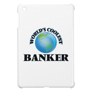World's coolest Banker iPad Mini Covers
