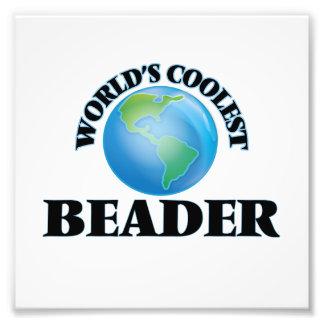 World's coolest Beader Art Photo