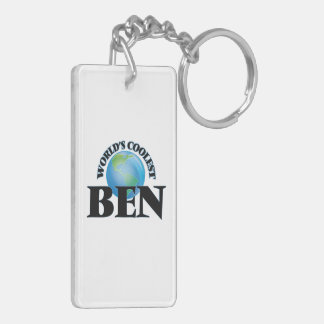 World's Coolest Ben Keychain