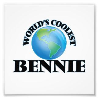 World's Coolest Bennie Photographic Print