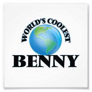 World's Coolest Benny Photograph
