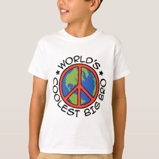 World's Coolest Big Brother T-Shirt