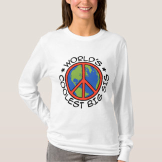 World's Coolest Big Sister T-Shirt