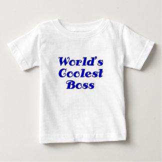 Worlds Coolest Boss Baby T-Shirt
