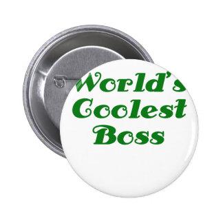 Worlds Coolest Boss Buttons