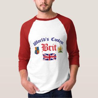 World's Coolest Brit T-Shirt