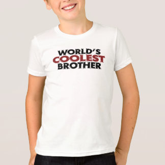 Worlds Coolest Brother T-Shirt