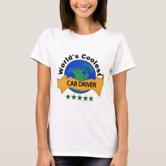 World's Coolest Cab Driver T-Shirt