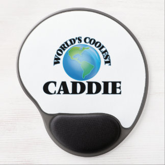 World's coolest Caddie Gel Mouse Pad