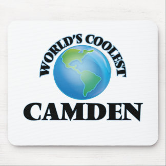 World's Coolest Camden Mouse Pad
