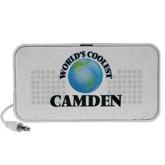 World's Coolest Camden Mini Speakers