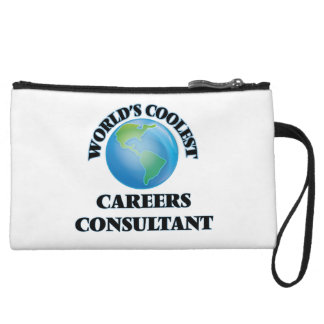 World's coolest Careers Consultant Wristlet Clutch