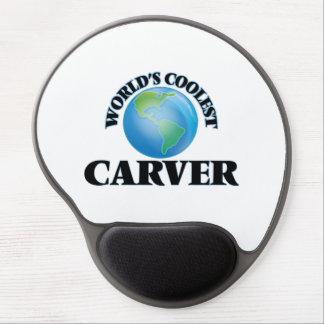World's coolest Carver Gel Mouse Mats