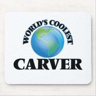 World's coolest Carver Mouse Pads