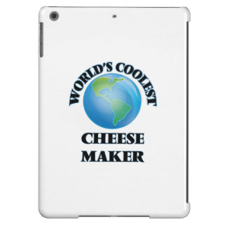 World's coolest Cheese Maker Cover For iPad Air