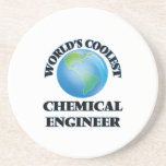 World's coolest Chemical Engineer Beverage Coaster
