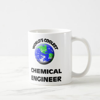 World's Coolest Chemical Engineer Coffee Mug