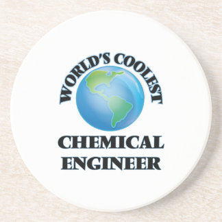 World's coolest Chemical Engineer Drink Coaster