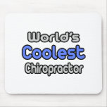 World's Coolest Chiropractor Mouse Pads