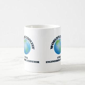 World's coolest Civil Engineering Surveyor Mug