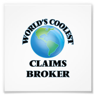 World's coolest Claims Broker Photo