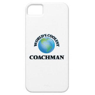 World's coolest Coachman iPhone 5 Case