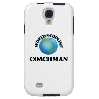 World's coolest Coachman Galaxy S4 Case