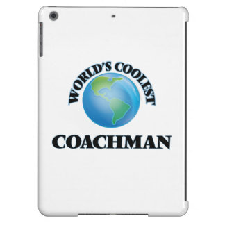 World's coolest Coachman iPad Air Covers
