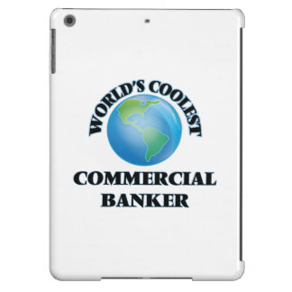 World's coolest Commercial Banker Case For iPad Air