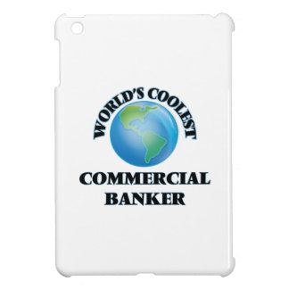 World's coolest Commercial Banker iPad Mini Cases