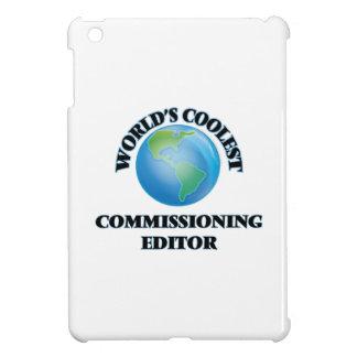 World's coolest Commissioning Editor iPad Mini Cover