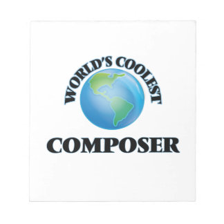 World's coolest Composer Notepad