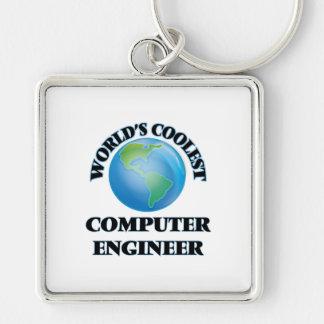 World's coolest Computer Engineer Keychain