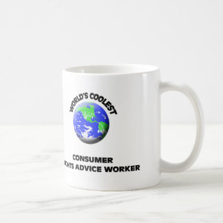 World's Coolest Consumer Rights Advice Worker Coffee Mug
